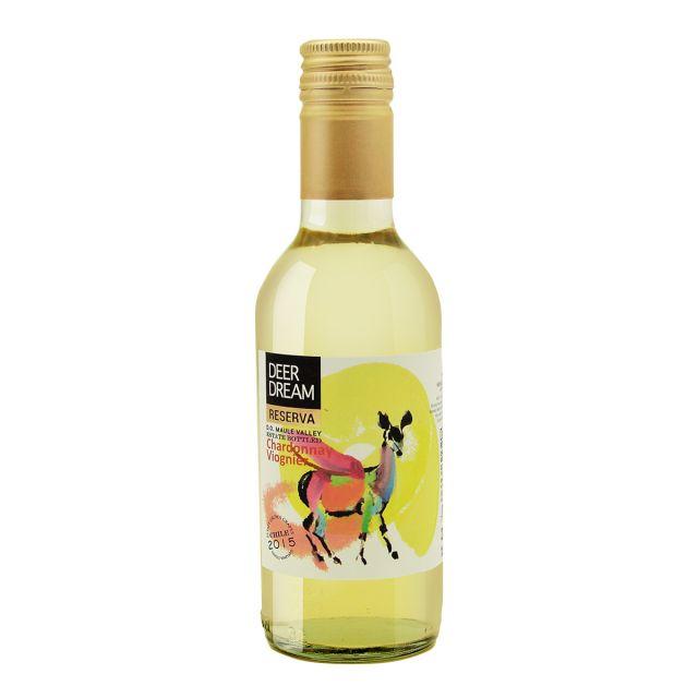梦鹿霞多丽维欧尼干白葡萄酒