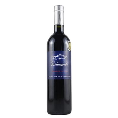 威斯蒙特巴贝拉红葡萄酒