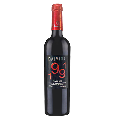 1991 混酿红葡萄酒