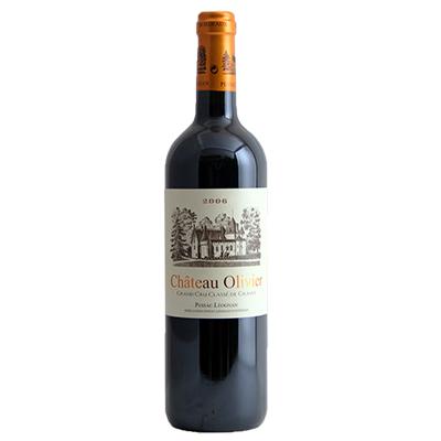 奥利维耶城堡红葡萄酒