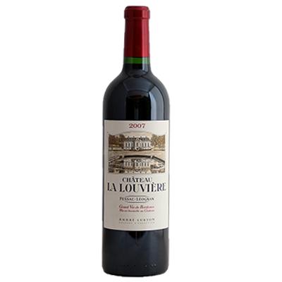 法国佩萨克雷奥良拉罗维耶酒庄混酿AOC法定产区干红葡萄酒