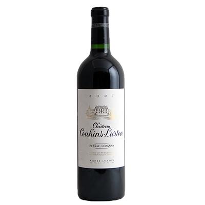法国佩萨克雷奥良安德烈露桐酒庄混酿金露桐古堡AOC法定产区干红葡萄酒