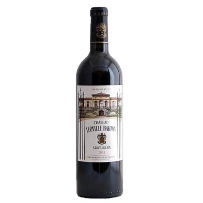 法国圣朱利安巴顿酒庄混酿AOC法定产区干红葡萄酒