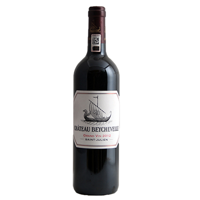 法国圣朱利安龙船酒庄混酿AOC法定产区干红葡萄酒