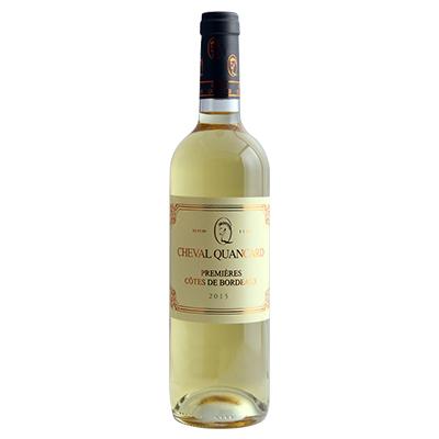 波尔多第一山丘甜白葡萄酒