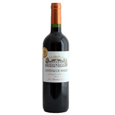 马哈泽城堡超级波尔多红葡萄酒