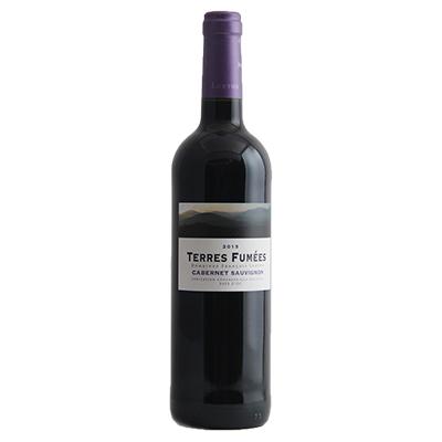 法国波尔多Francois Lurrton SA Domaine de酒庄赤霞珠馥美IGP干红葡萄酒