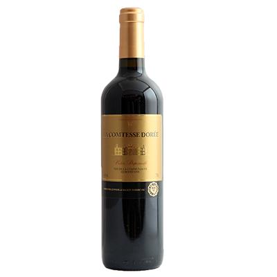 法国歌海娜金女爵VDF干红葡萄酒