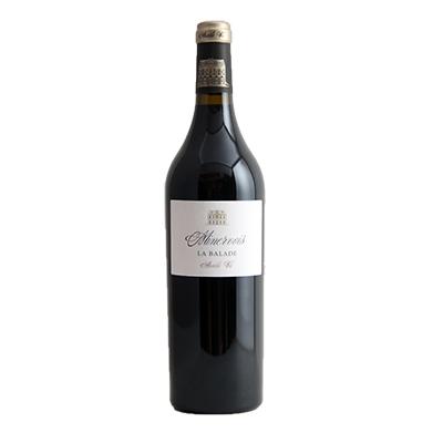 法国朗格多克鲁西荣Les Domaine Robert Vic酒庄混酿漫步米内尔瓦AOP干红葡萄酒