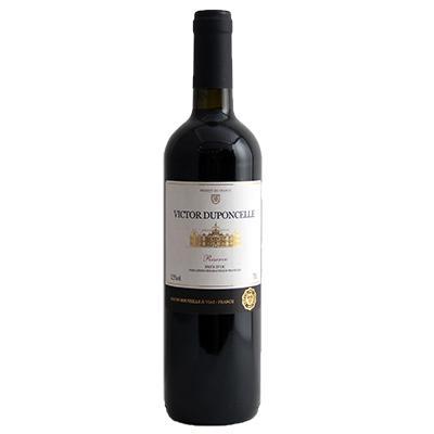 法国奥克地区维克多Victor Duponcelle酒庄混酿杜邦塞乐珍宝IGP干红葡萄酒