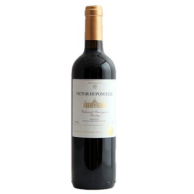 维克多杜邦塞乐尚品红葡萄酒