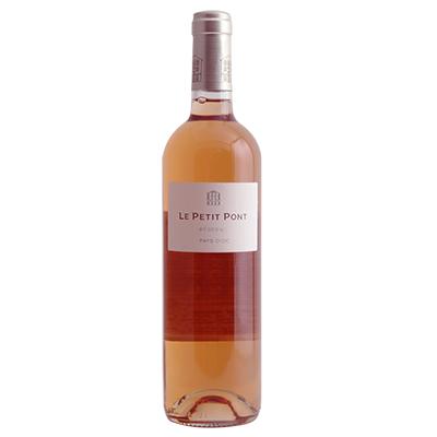 小桥桃红葡萄酒