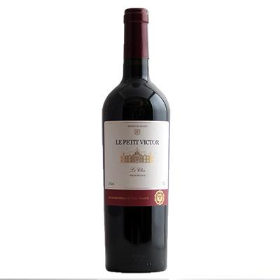 小维克多庄园红葡萄酒