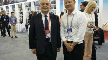 罗布酒庄宁波行—中东欧国家投资贸易博览会
