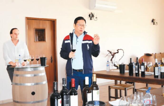 百力集团(百力高酒庄),踏上葡萄酒一带一路新征程