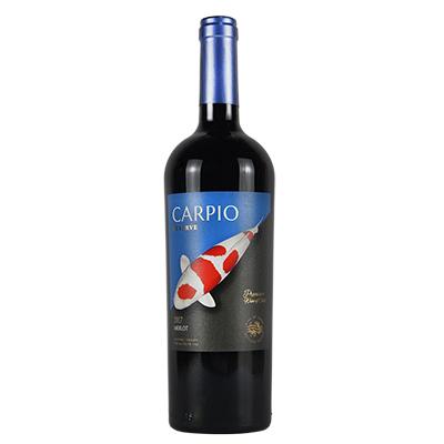 卡皮奥梅洛珍藏干红葡萄酒