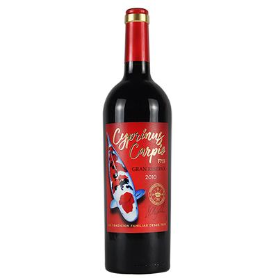 锦鲤特级珍藏F759干红葡萄酒