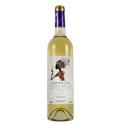 西班牙托莱多卡洛斯三世酒庄混酿花仙子半甜白葡萄酒