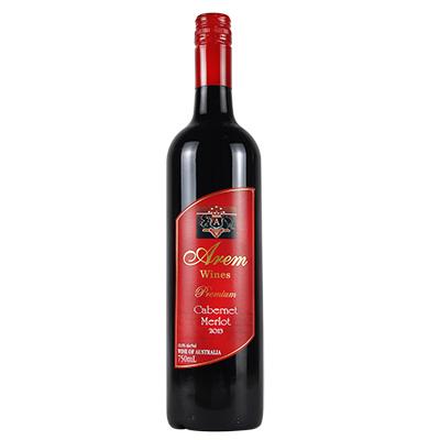澳宝红(红宝)红葡萄酒