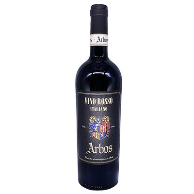 意大利普里亚卡氏特拉尼家族酒庄爱堡仕1806干红葡萄酒