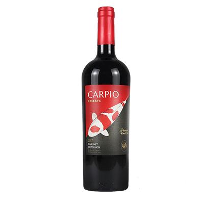 智利中央山谷克莱酒庄卡皮奥赤霞珠珍藏级干红葡萄酒