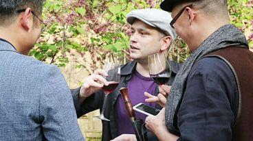 """爱杯联合国际公共艺术展,引领葡萄酒的""""梦想,未来,创造力"""""""