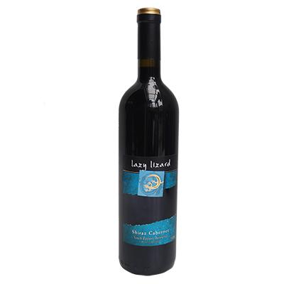 澳大利亚东南澳雅苑阁酒庄赤霞珠西拉蓝蜥蜴干红葡萄酒