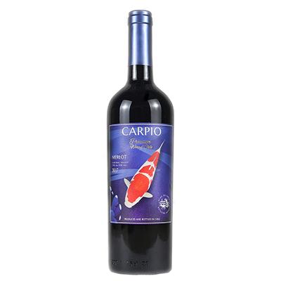 智利中央山谷克莱酒庄卡皮奥梅洛入门级干红葡萄酒