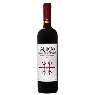 羅馬尼亞得路馬力達為諾酒莊混釀福拉樂DOC干紅葡萄酒