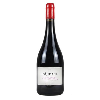 法国奥达斯窖藏红酒