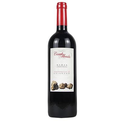 卡萨多家族•丹魄陈酿红葡萄酒