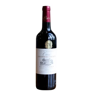 福梦城堡干红葡萄酒