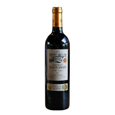 盛桐阁城堡老藤干红葡萄酒2016