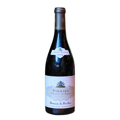 法国勃艮第阿尔伯特毕修黑皮诺波玛一级园AOC干红葡萄酒