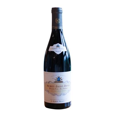法国勃艮第阿尔伯特毕修黑皮诺莫雷-圣丹尼一级园AOC干红葡萄酒