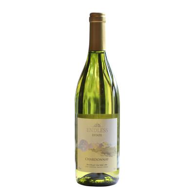 安第之脉霞多丽白葡萄酒2018