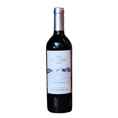 安第之脉佳美娜红葡萄酒2018
