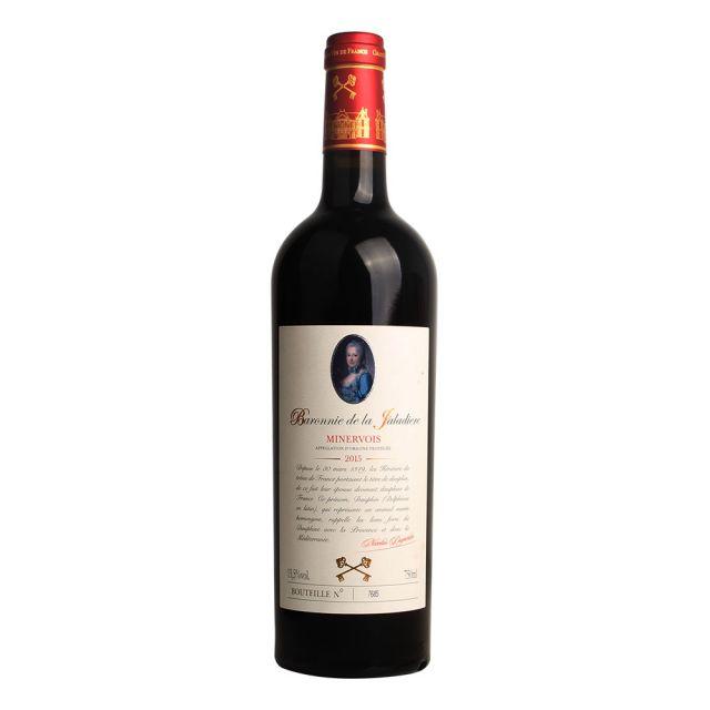 法國米依奧維富逸王妃堡歌海娜,西拉1865精選干紅葡萄酒