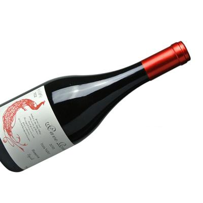 红孔雀老藤窖藏西拉干红葡萄酒