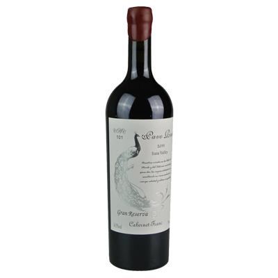 银孔雀老藤窖藏品丽珠干红葡萄酒