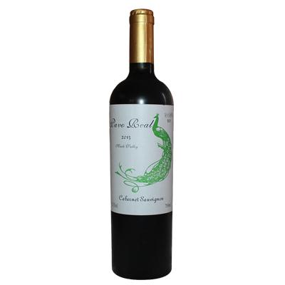 智利莫萊谷孔雀酒莊赤霞珠綠孔雀優級干紅葡萄酒