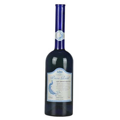 智利莫萊谷孔雀酒莊莫斯卡戴孔雀夫人晚收甜白葡萄酒