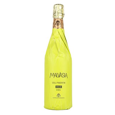 意大利艾米利亚万多酒庄金牌美莎玛尔维萨浅绿纸包装 货号:A DOC起泡酒