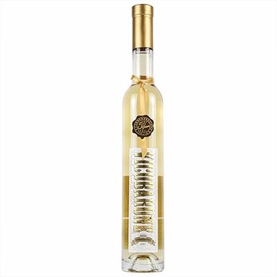 意大利艾米利亚万多酒庄马尔维萨水晶冰川晚收DOC甜白葡萄酒375ml