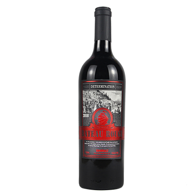 澳大利亚南澳产区盛宴酒庄红船西拉决心干红葡萄酒