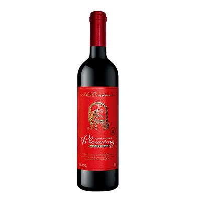 澳大利亚南澳产区澳洲大陆酒庄混酿BLESSING干红葡萄酒