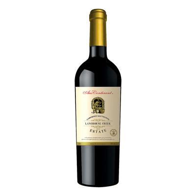 澳大利亚兰好乐溪产区澳洲大陆酒庄赤霞珠ESTATE干红葡萄酒