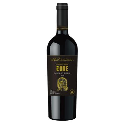 澳大利亚库纳瓦拉澳洲大陆酒庄赤霞珠西拉VAT ONE干红葡萄酒