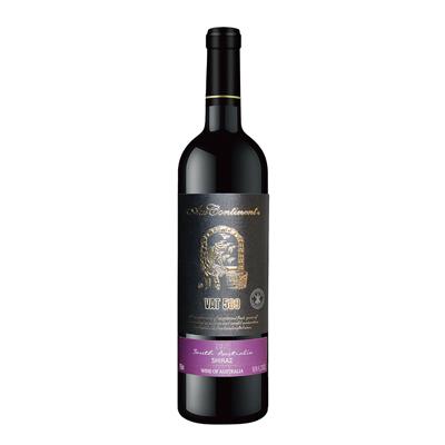 澳大利亚南澳产区澳洲大陆酒庄西拉VAT 569 干红葡萄酒
