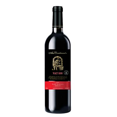 澳大利亚南澳产区澳洲大陆酒庄美乐VAT 508 干红葡萄酒